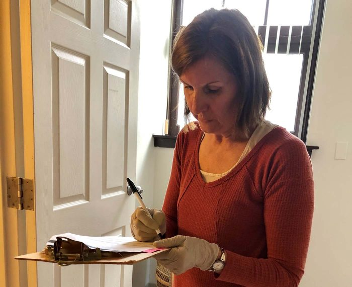 Volunteer Spotlight – Apartment Set-Up with Cindy